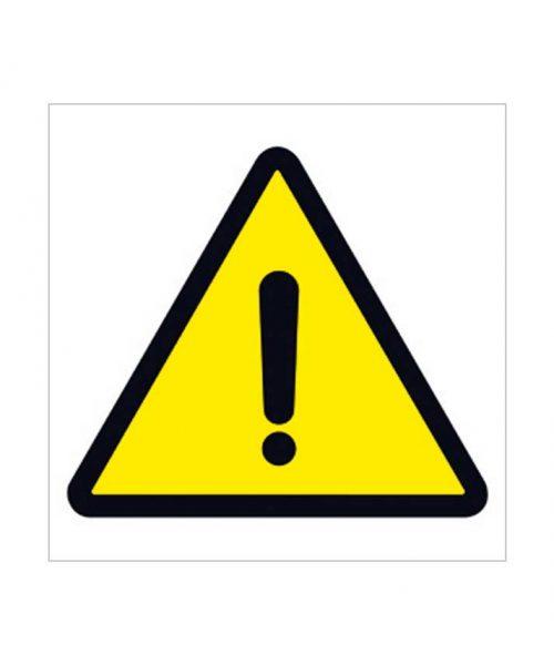 Señal de advertencia a29c