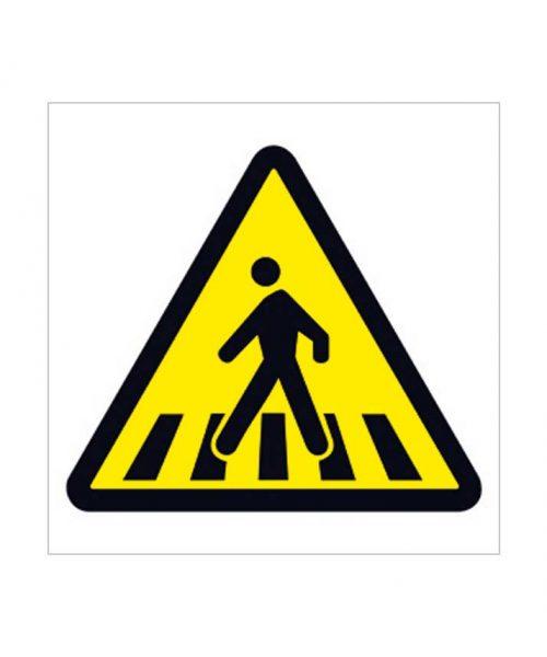 Señal de advertencia a33c