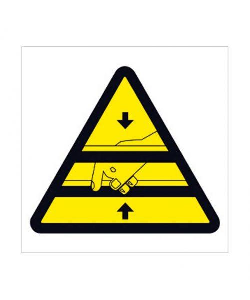 Señal de advertencia a35c