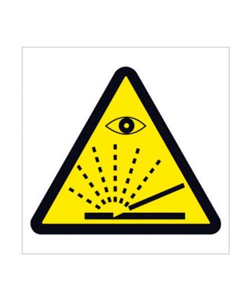 Señal de advertencia a43c