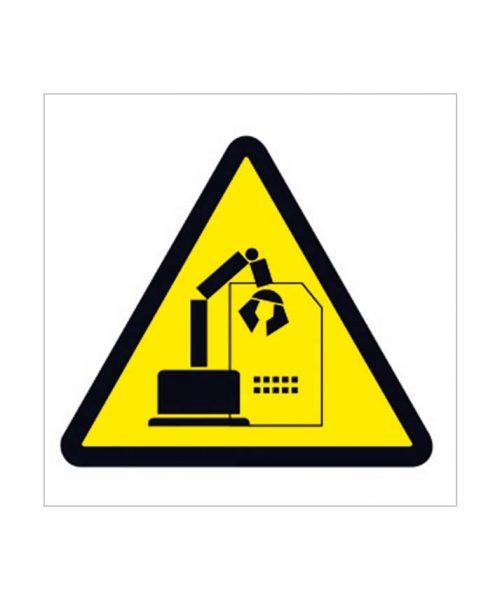 Señal de advertencia a73c