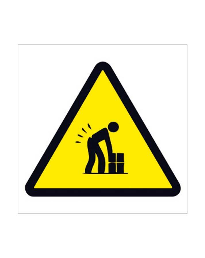 Señal de advertencia a76c