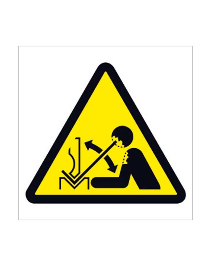 Señal de advertencia a91c