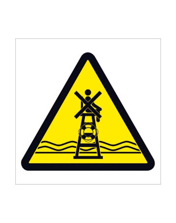 Señal de advertencia a94c