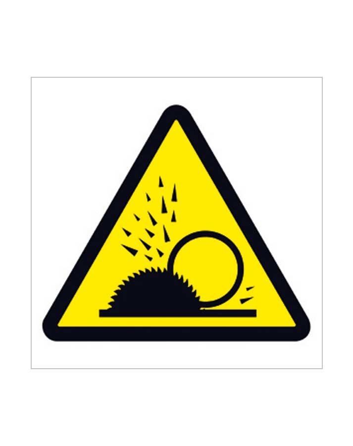 Señal de advertencia a99c