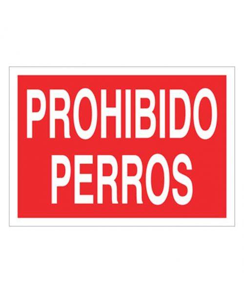 Señal de prohibicion p16t