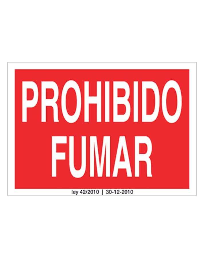 Señal de prohibicion p21t