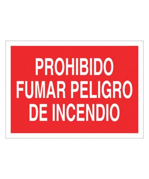 Señal de prohibicion p22t