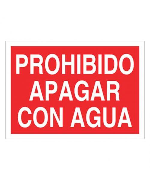 Señal de prohibicion p23t