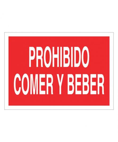 Señal de prohibicion p26t