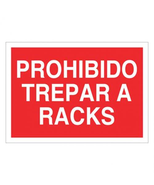 Señal de prohibicion p34t