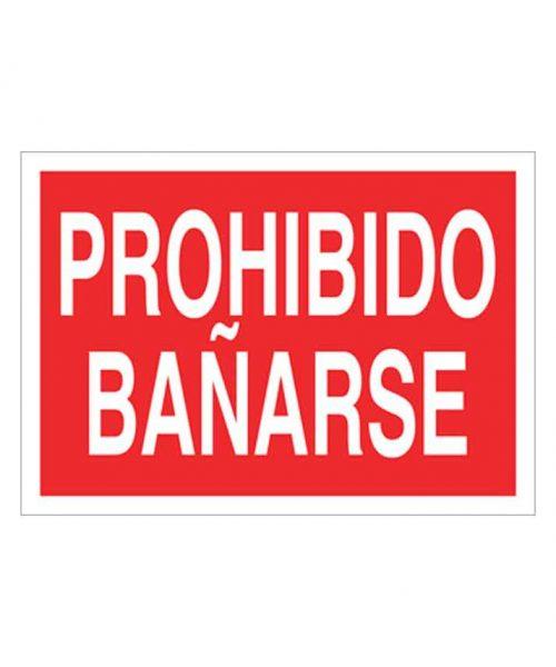 Señal de prohibicion p37t
