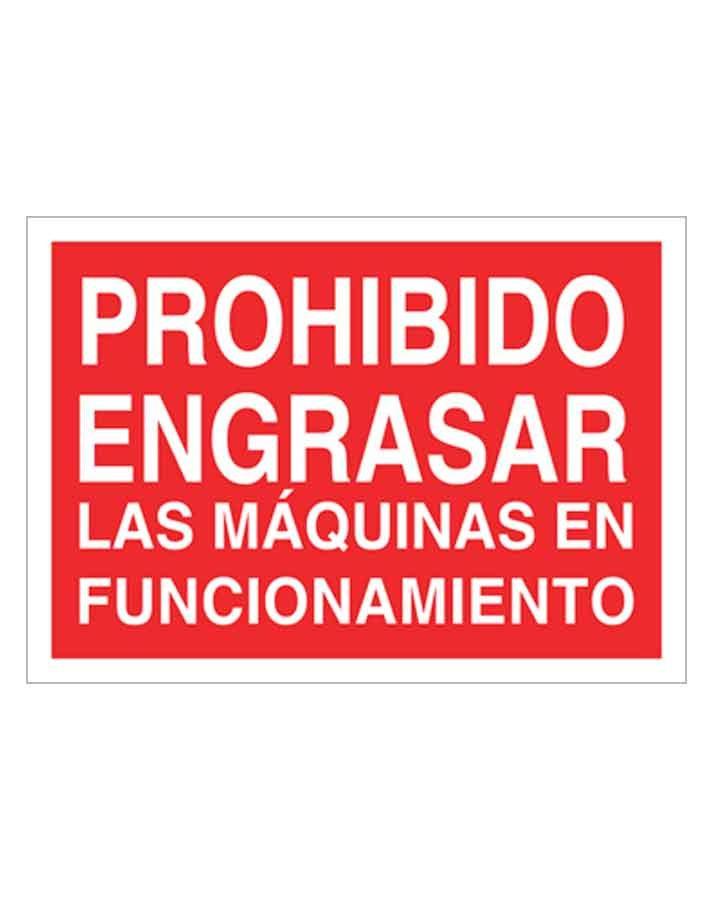 Señal de prohibicion p49t