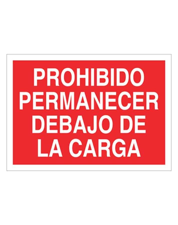Señal de prohibicion p59t