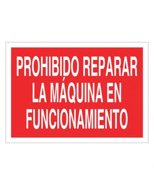 Señal de prohibicion p68t