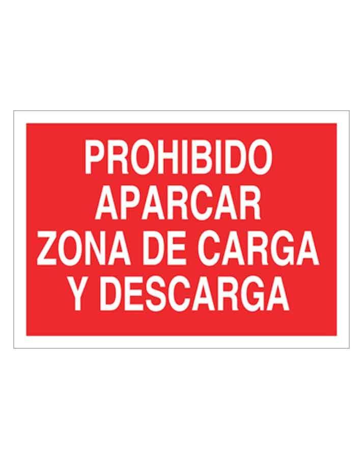 Señal de prohibicion p75t