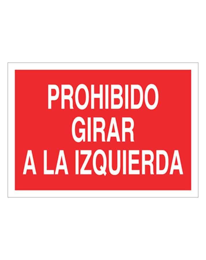 Señal de prohibicion p78t