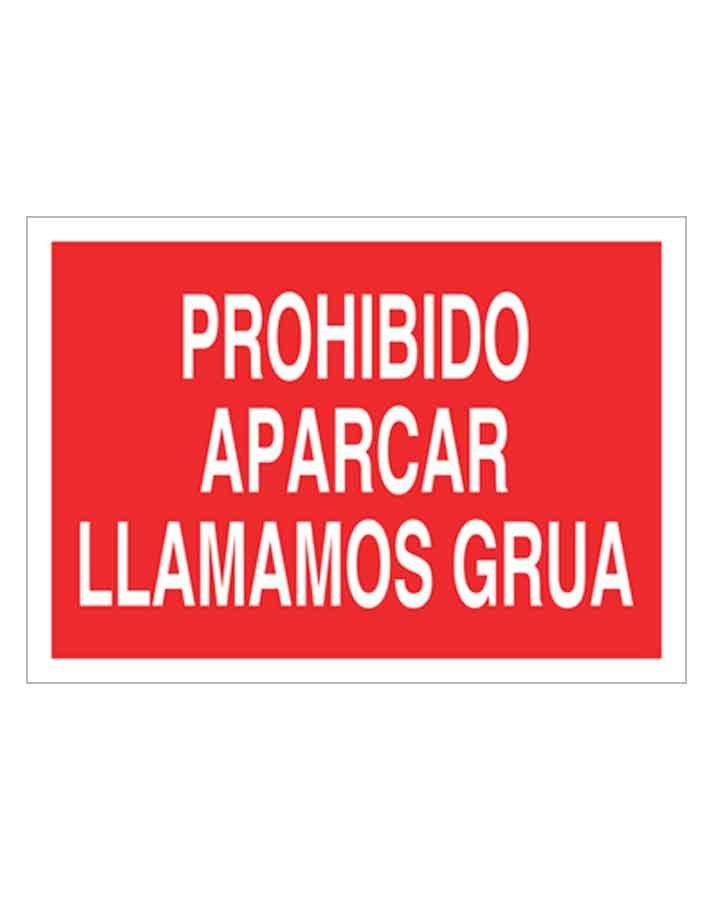 Señal de prohibicion p80t