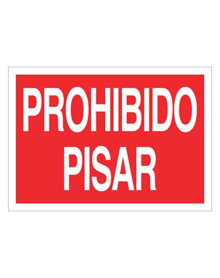 Señal de prohibicion p94t