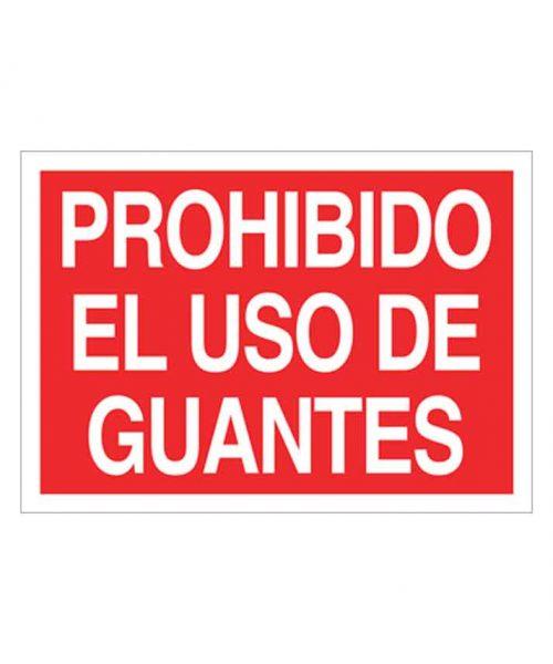 Señal de prohibicion p96t