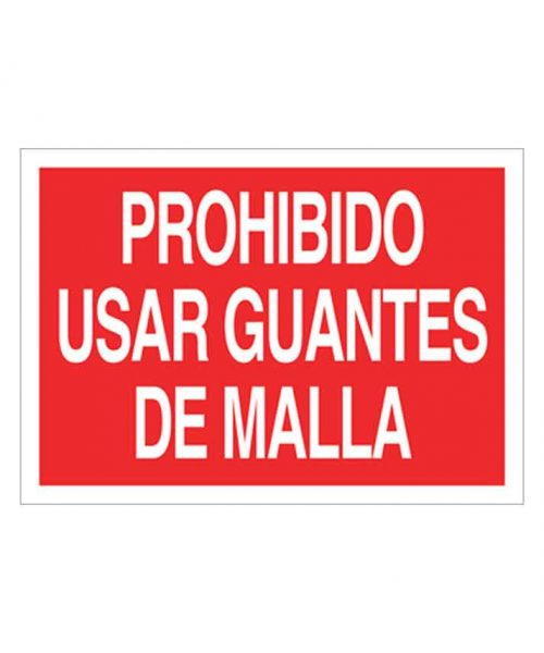 Señal de prohibicion p97t