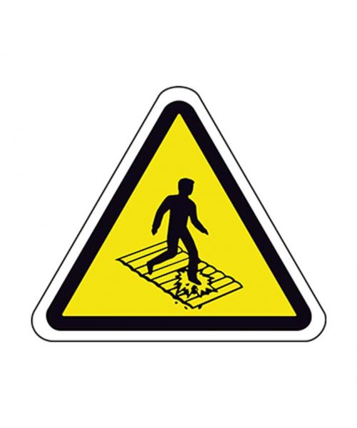 Señal de riesgo a251m