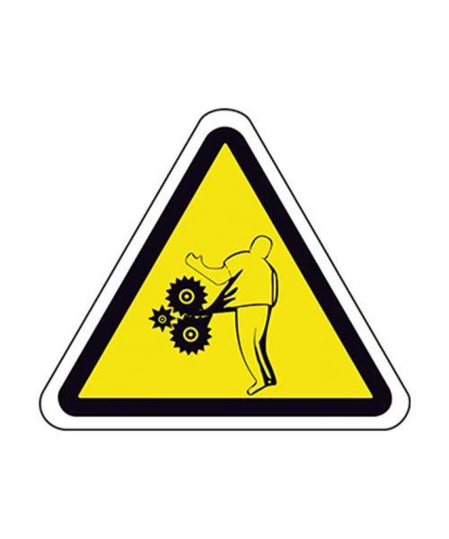 Señal de riesgo a211m