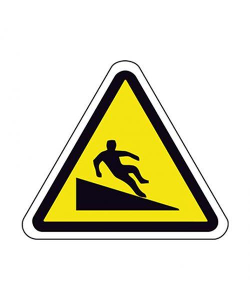 Señal de riesgo a79m