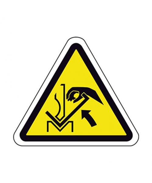 Señal de riesgo a92m