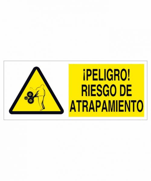 Señal de peligro a211r