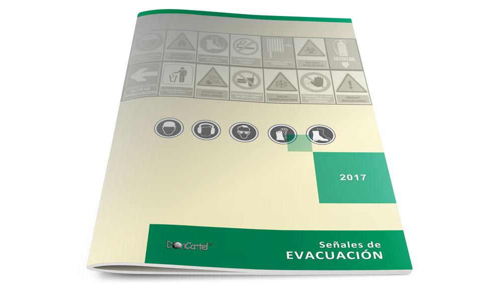 Catálogo Señales Evacuación 2017