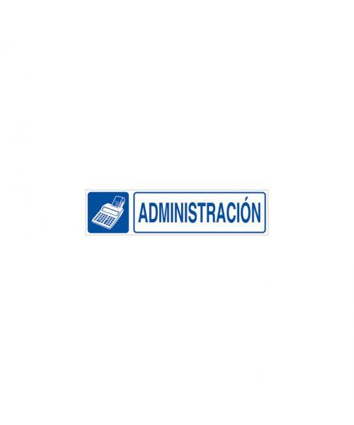 Administración cartel