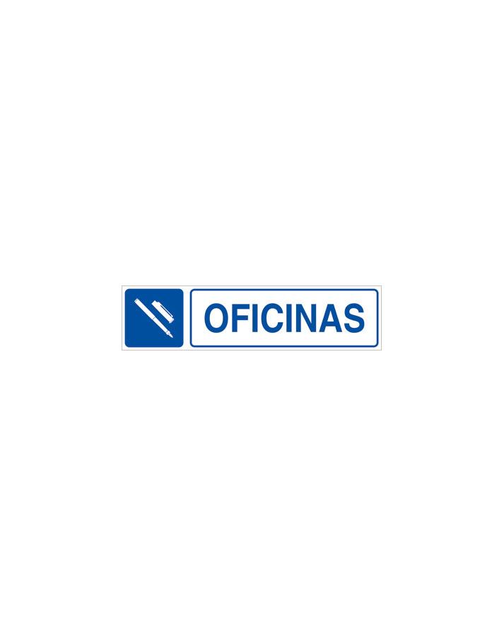 Oficinas cartel o se al informativa en varios tama os y for Cartel oficina
