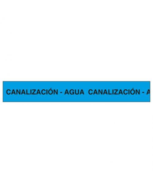 Canalización de agua