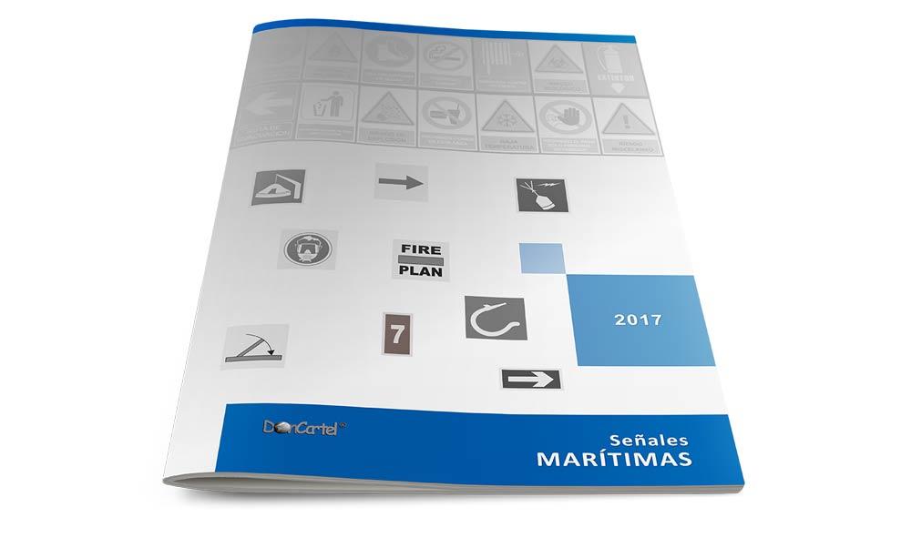 Catálogo señales marítimas 2017