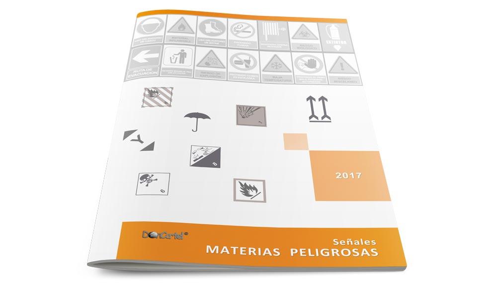 Catálogo Señales Materias Peligrosas 2017