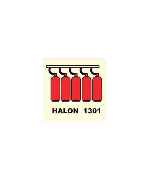 Batería de Halón