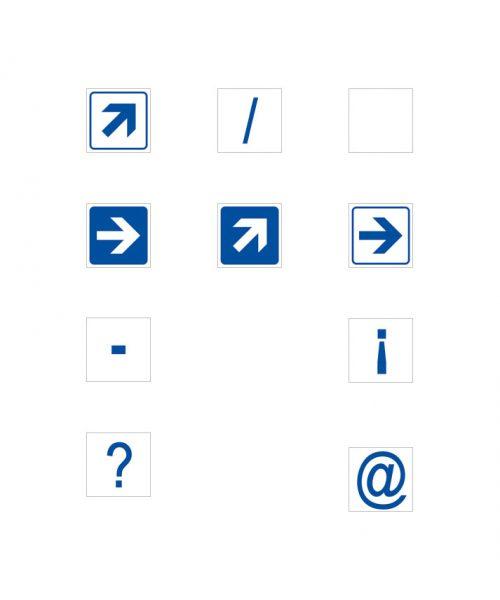 signos informativos