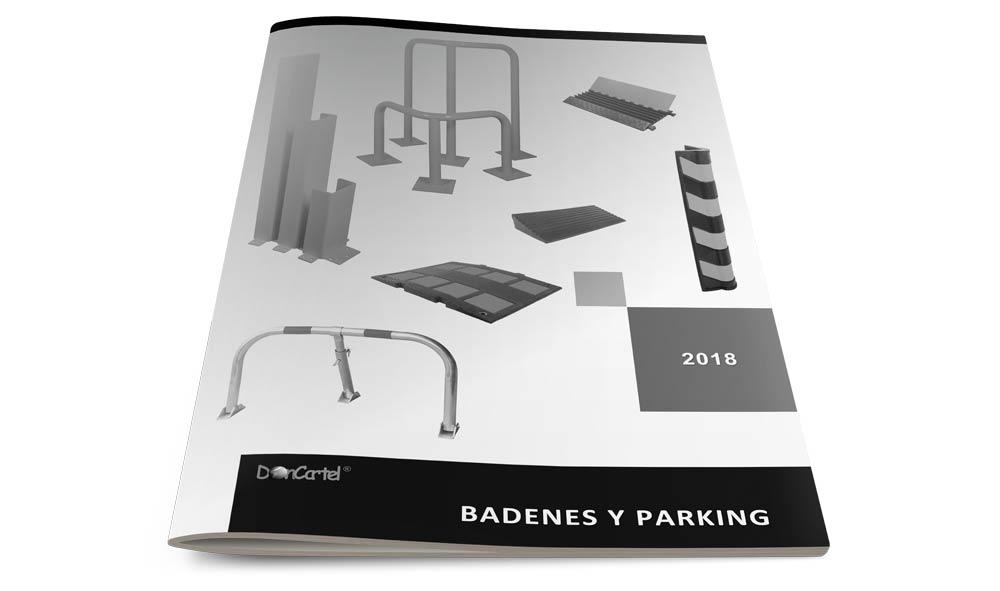 Catálogo Badenes y Parking 2018
