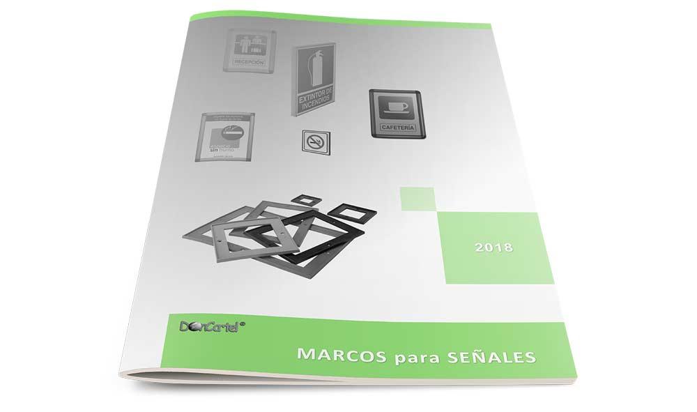 Catálogo Marcos para Señales 2018