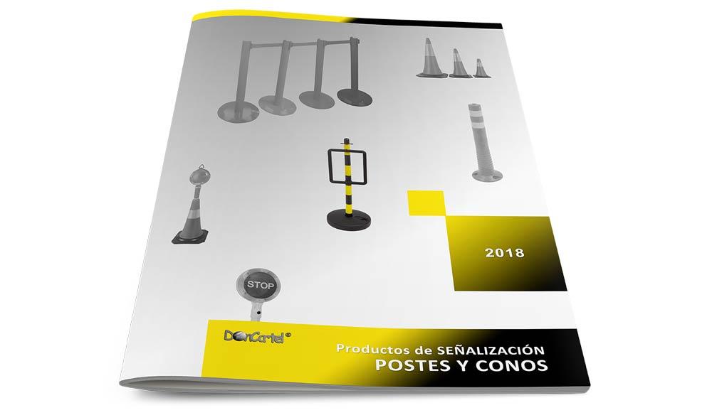 Catálogo Postes y Conos 2018
