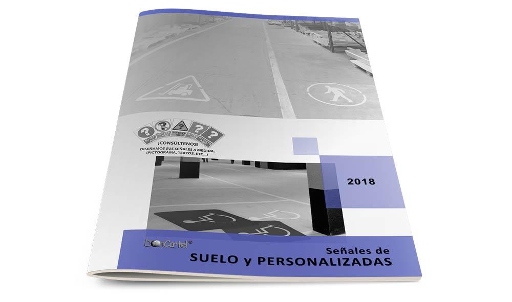 Catálogo Señales de Suelo y Personalizadas 2018