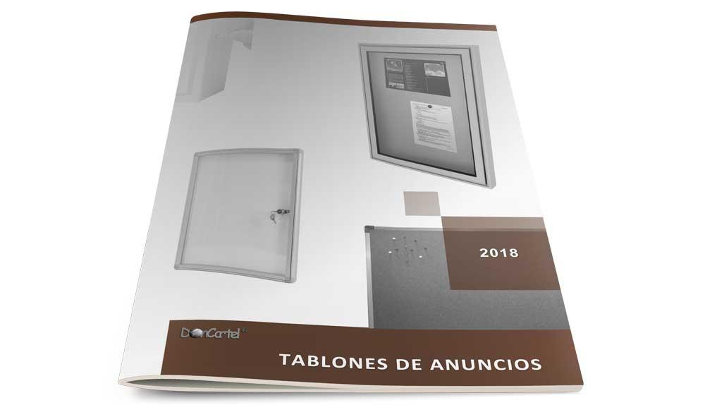 Catálogo Tablón de Anuncios