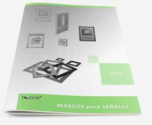 descargar catálogo marcos para señales 2018