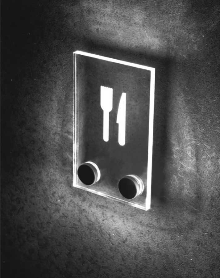 Embellecedores con led para letrero 3