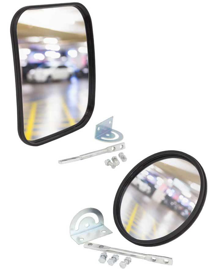 espejo interior