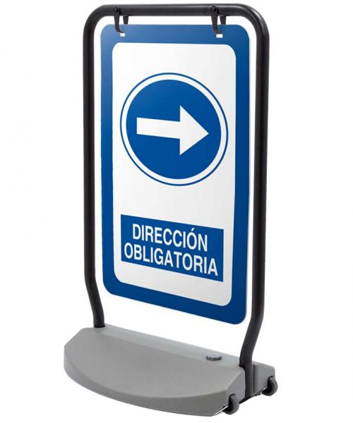 porta señales para exterior