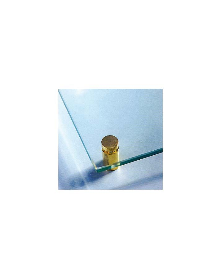 Separadores de cristal cromados 3