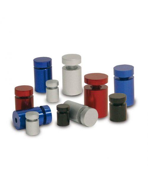 Separadores de cristal lacados