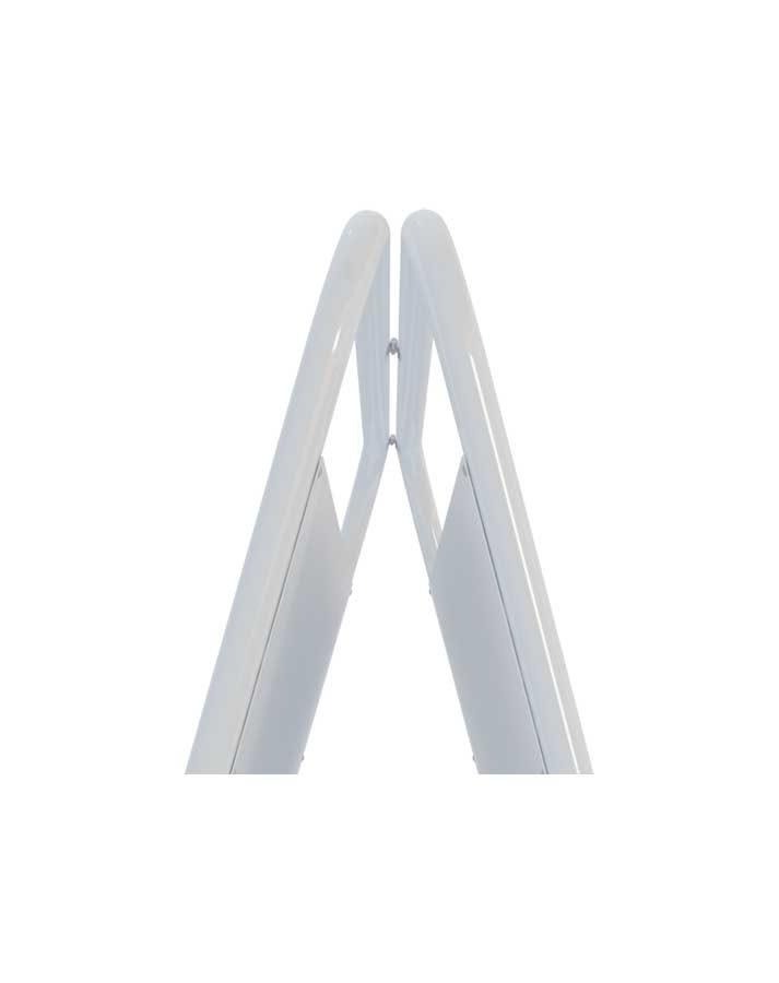 valla de acero plegable detalle 2